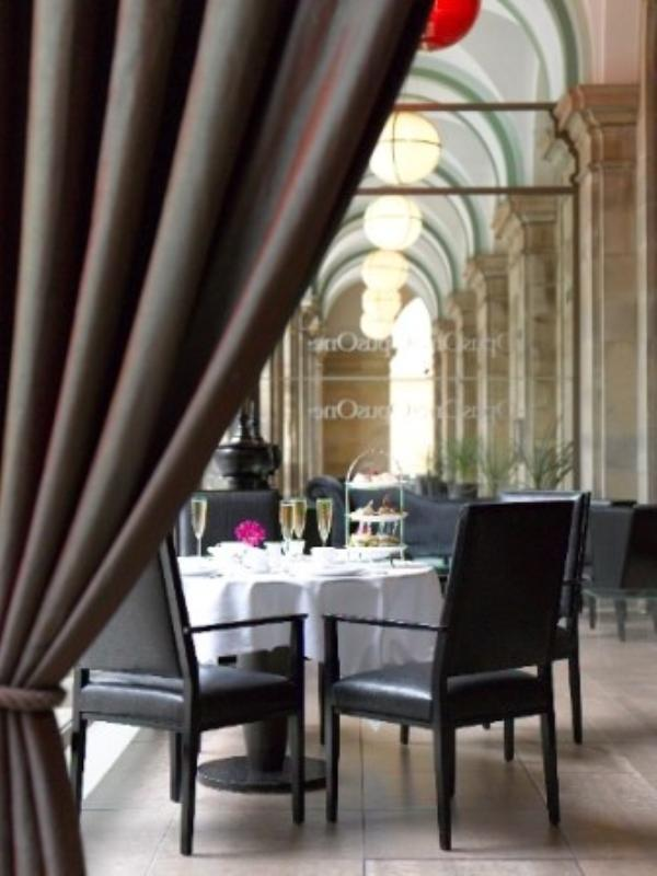 Opus One Bar and Restaurant, Radisson Edwardian Hotel Manchester