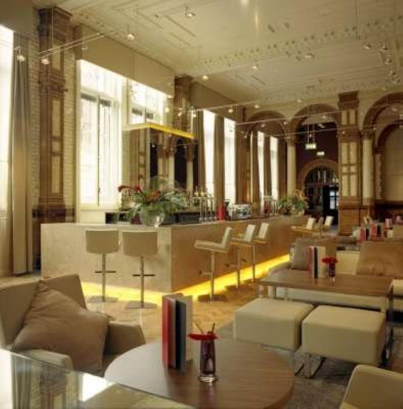Tempus Restaurant, The Palace Hotel
