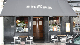 The Shore Bar & Restaurant Local Gem
