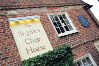 The St John's Chop House Cambridge