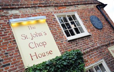 The St John's Chop House