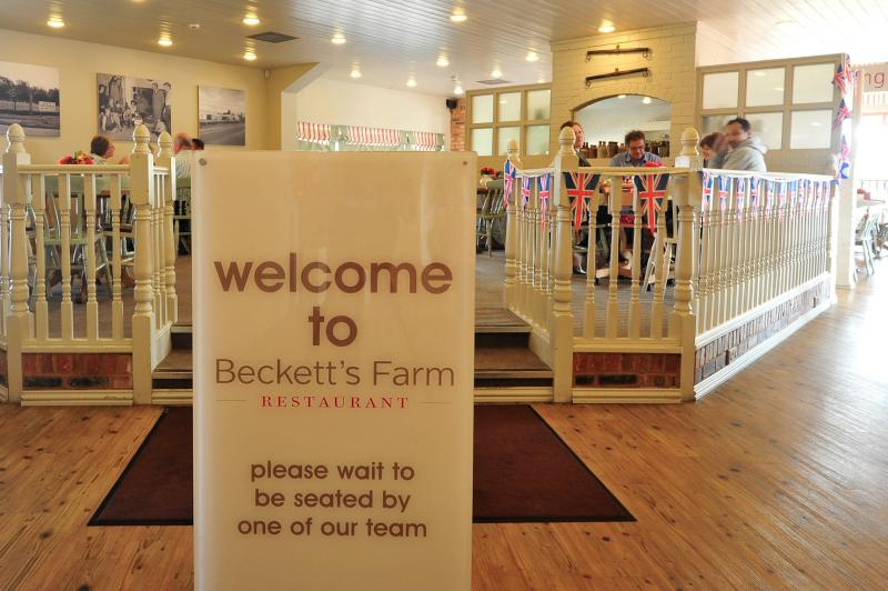Beckett's Farm Restaurant