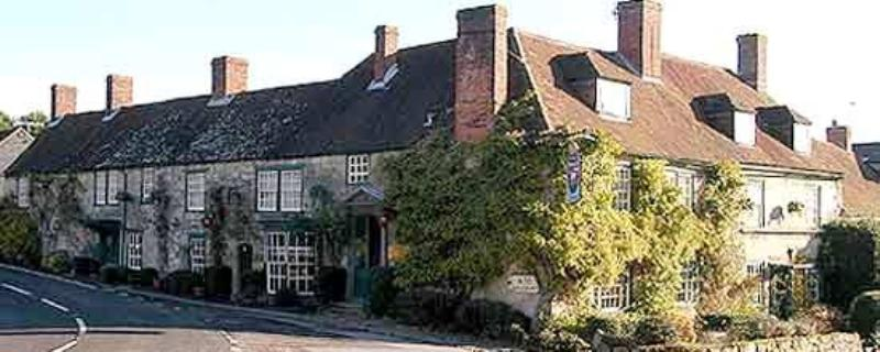 The Lamb Inn at Hindon