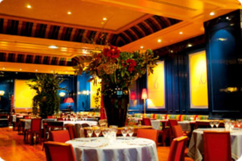 Interior, 16 Haussmann, Paris, France.