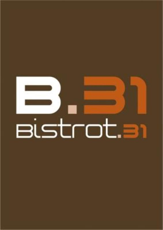 Logo, Bistrot 31, Paris, France.