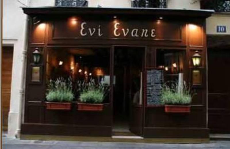 Evi Evane, Paris, France.