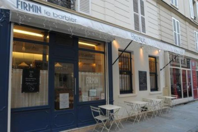Firmin Le Barbier, Paris, France.