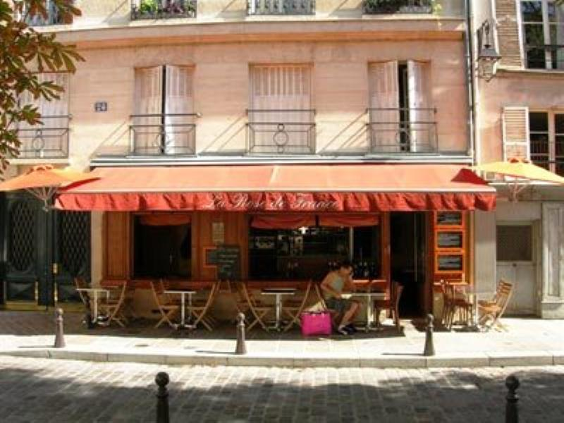 La rose de france french restaurant 1st arrondissement for Restaurant cuisine francaise paris