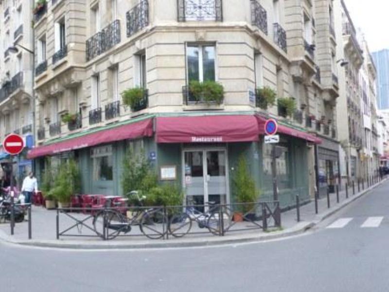 La Tentation des Gourmets, Paris, France.