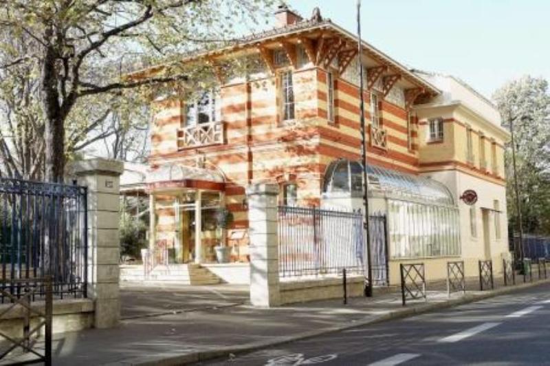 Pavillon Montsouris, Paris, France.
