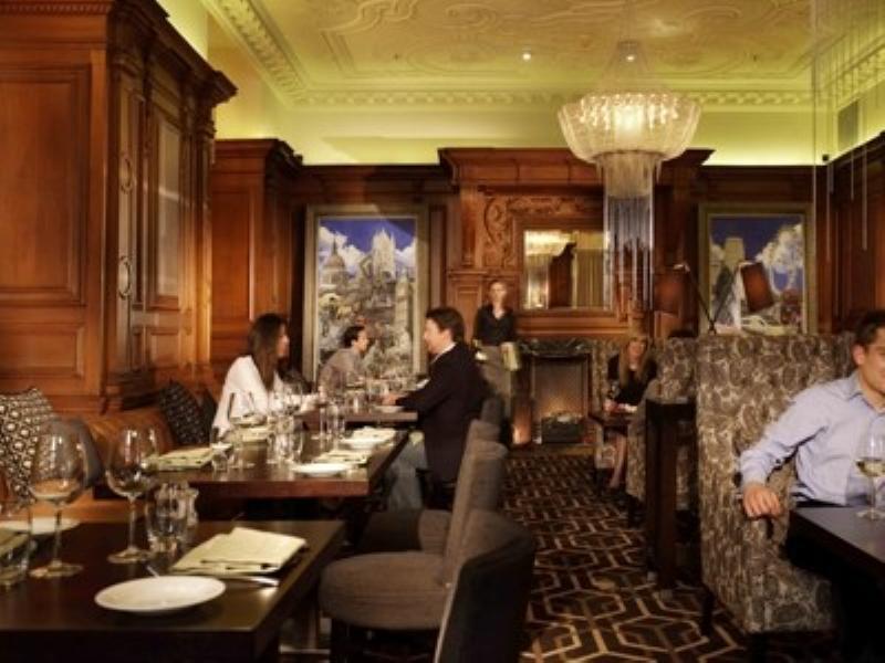 Twotwentytwo Restaurant, The Landmark London