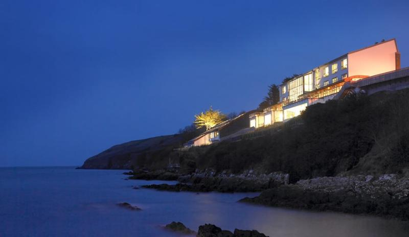 The Cliff House Hotel, House Restaurant