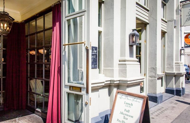 Les Deux Salons, Covent Garden