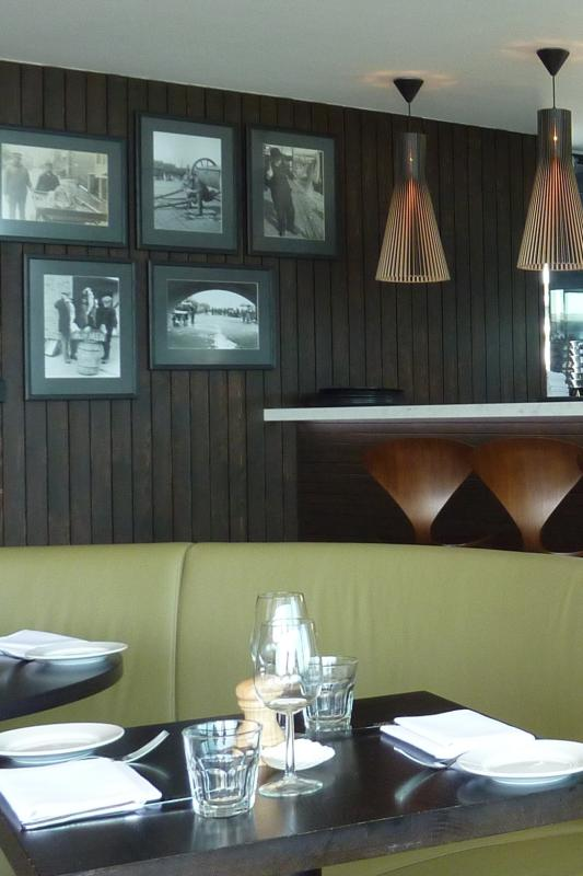 Rocksalt Restaurant Folkestone