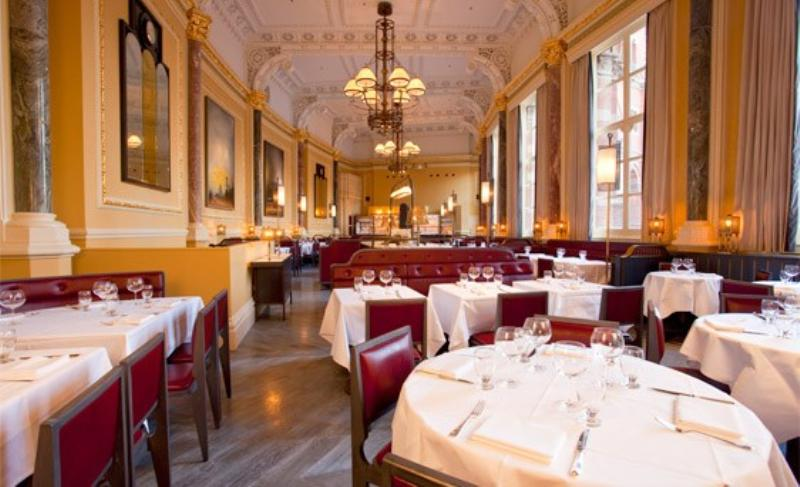 The Gilbert Scott Restaurant