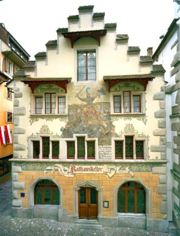 Gasthaus Rathauskeller, Zug, Schweiz