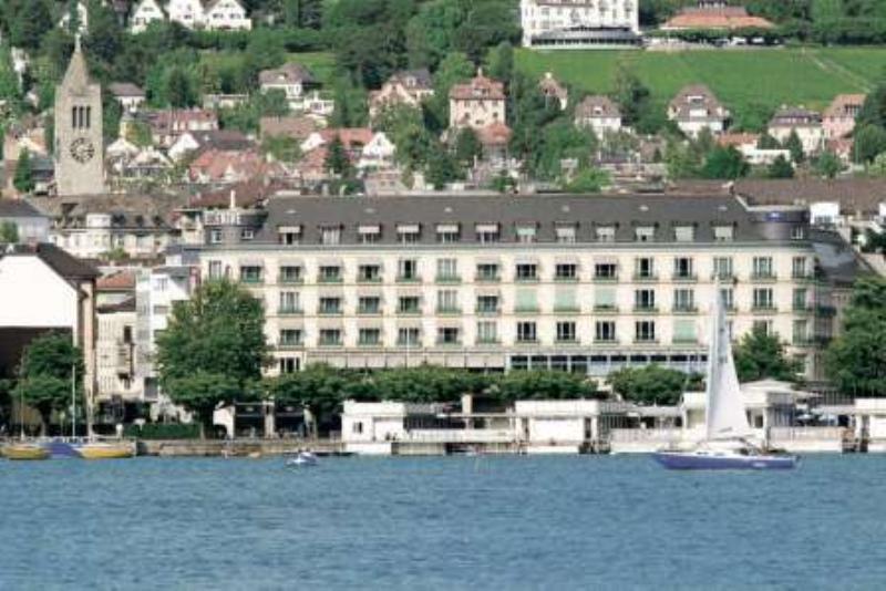 Cesar's Bistro im Steigenberger Hotel Bellerive du Lac, Zürich