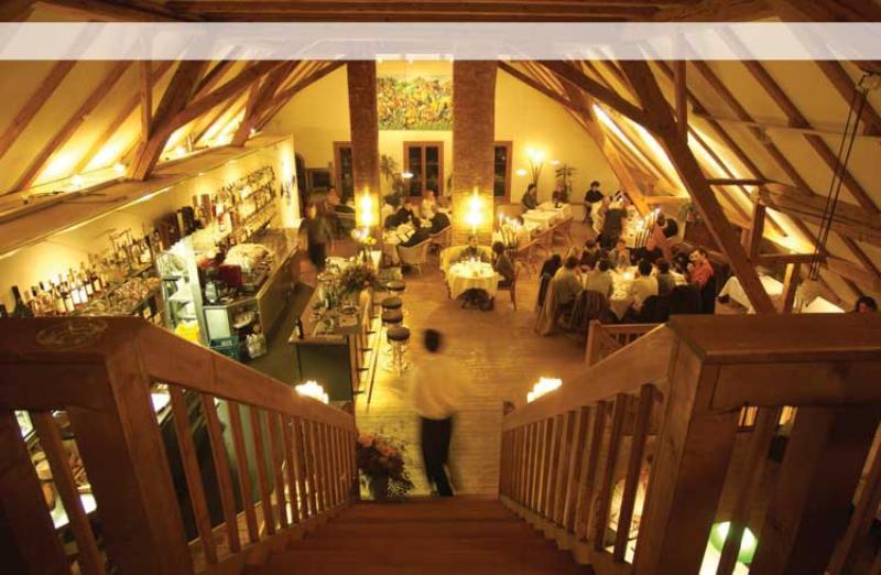 Interior Haberbüni, Restaurant Haberbüni, Liebefeld, Switzerland