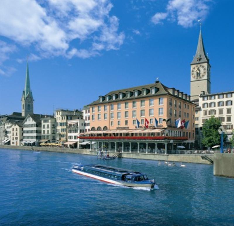 Rotisserie, Storchenhotel, Zürich
