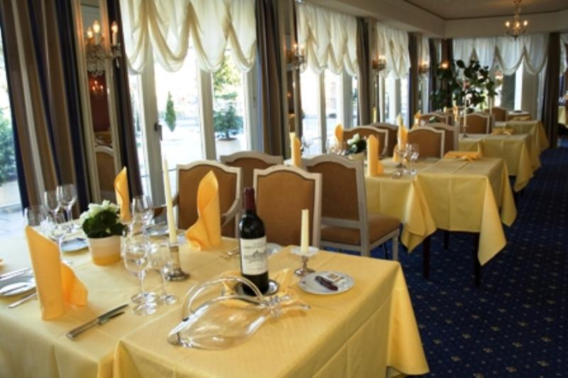 L'Ambience im Lindner Grand Hotel Beau Rivage, Interlaken, Switzerland