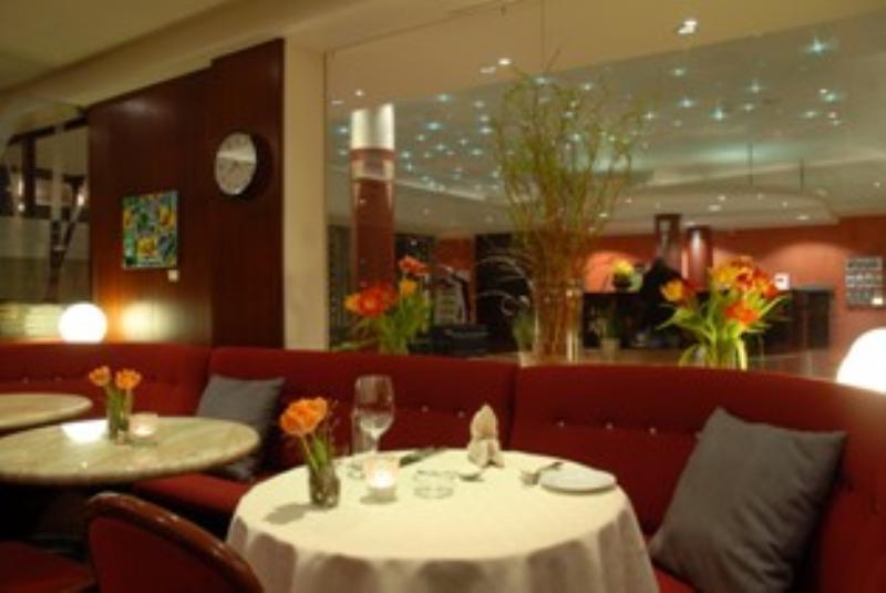Inside view, Hotel Continental, Biel