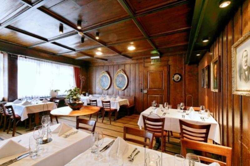 Gaststuben, Hotel Sonne, K�ssnacht-Z�rich