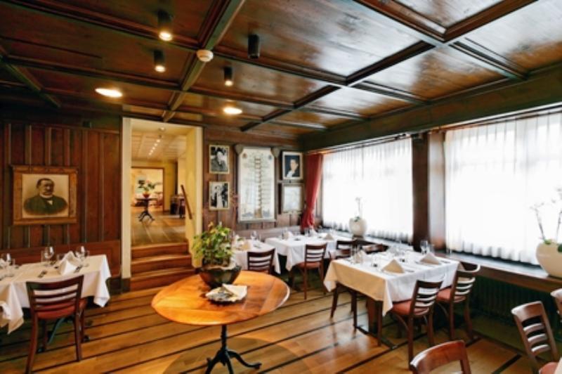 Gaststuben, Hotel Sonne, Küssnacht-Zürich