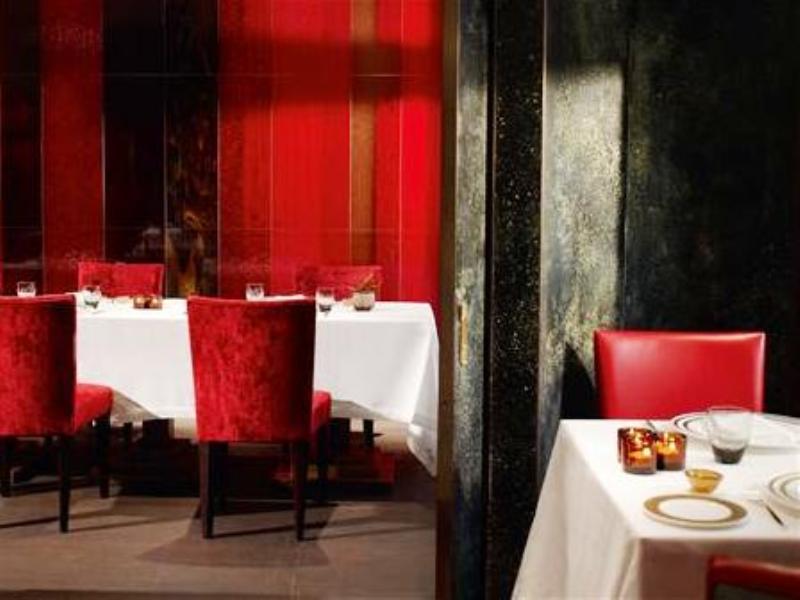 Restaurant Le Jardin im Le Richmond, Geneva