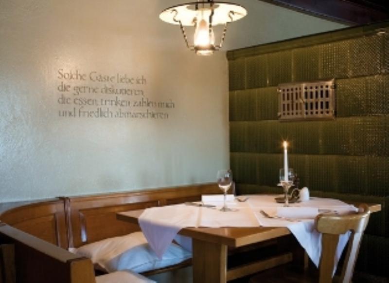 Restaurant Wiesental Stübli, Winkel