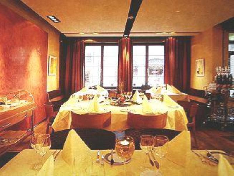 Restaurant Zum Goldenen Kopf, Bülach, Marktgasse