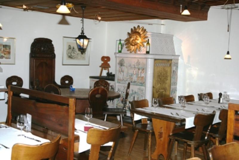 Restaurant Zur Sonne, Winterthur, Marktgasse