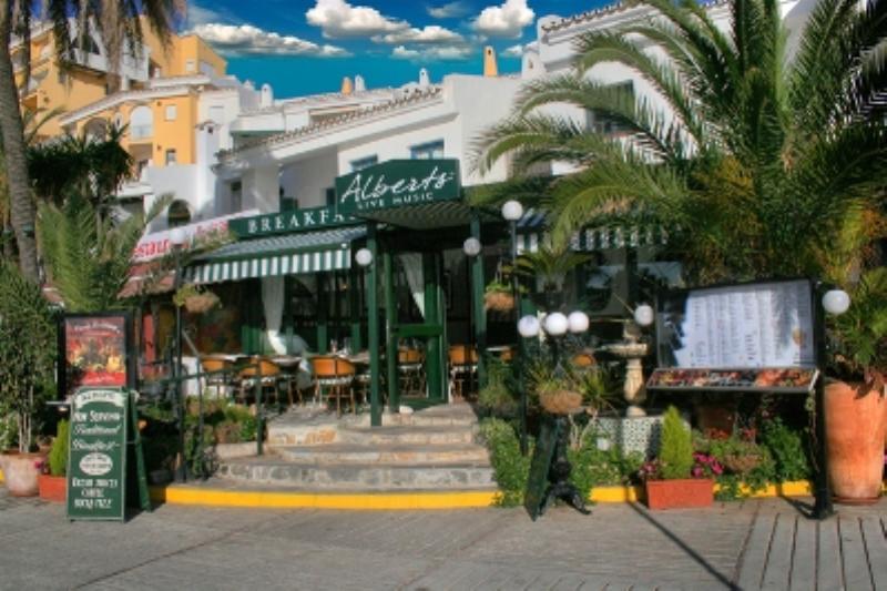 Exterior, Alberts Cabopino, Marbella, Malaga