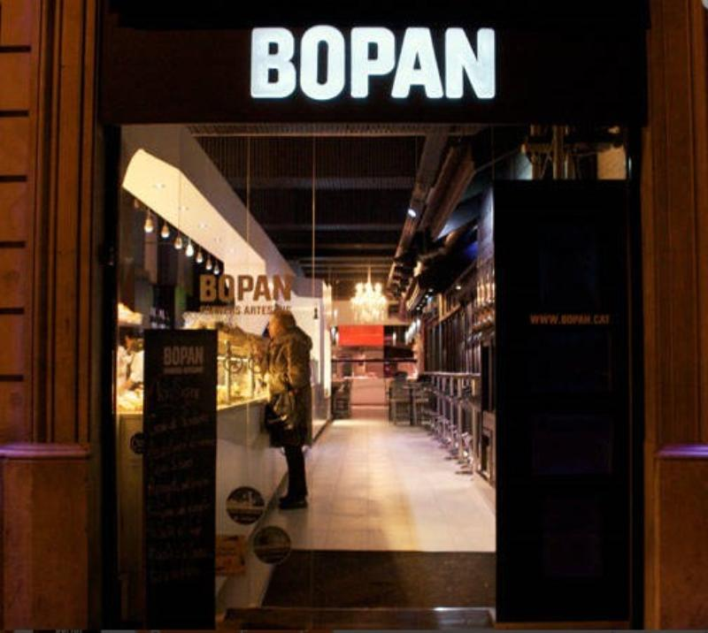 Exterior, Bopan, Barcelona, España