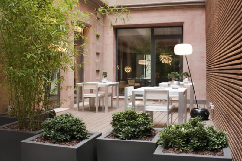 Terraza, Brasserie du Gothique, Barcelona, Spain