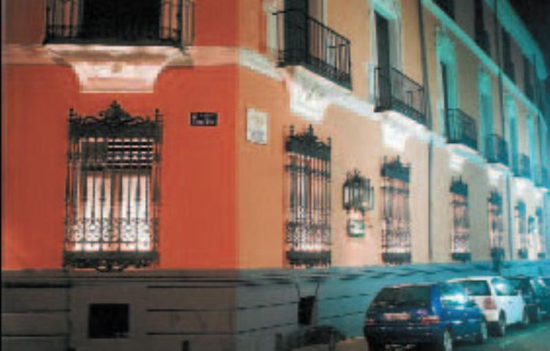 Exterior, Cafe de Chinitas, Torija, Madrid