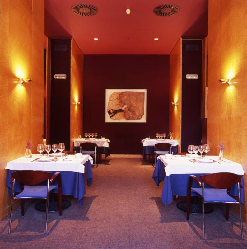 Interior, El Gourmet del Plaza, Barcelona, Spain