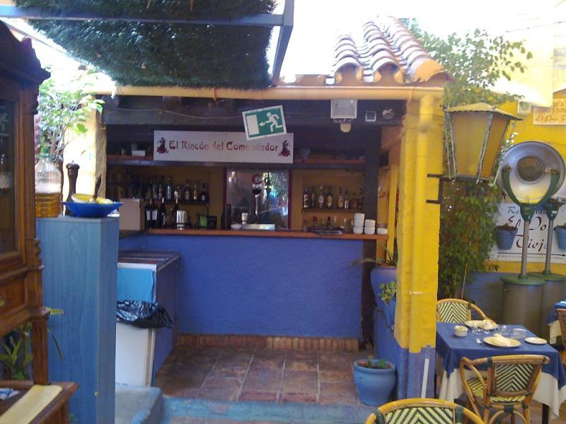 Exterior, Restaurante El Pozo Viejo, Marbella, Spain