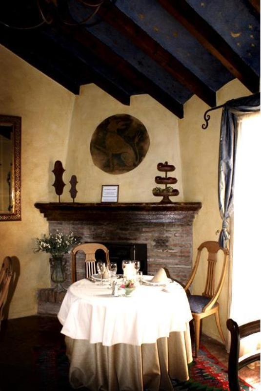 Interior, Finca Besaya Restaurante, Marbella, Málaga