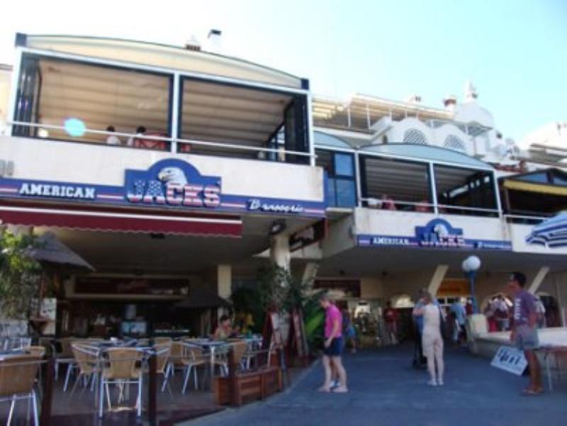 Exterior, Jacks American Restaurant - Puerto Marina, Benalmadena, Malaga