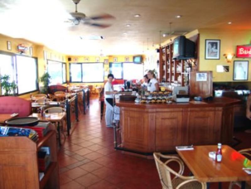 Interior, Jacks American Restaurant - Puerto Marina, Benalmadena, Malaga