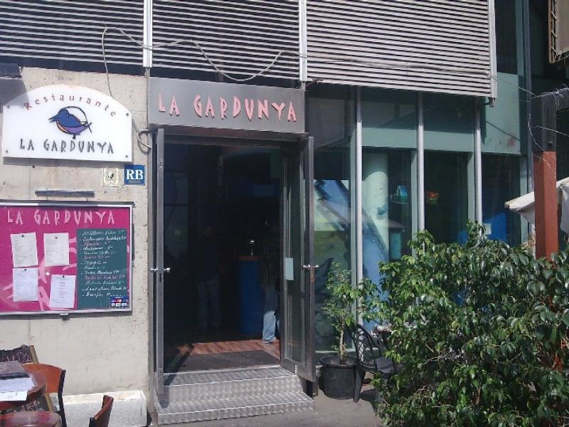 Exterior, La Gardunya, Barcelona, Spain