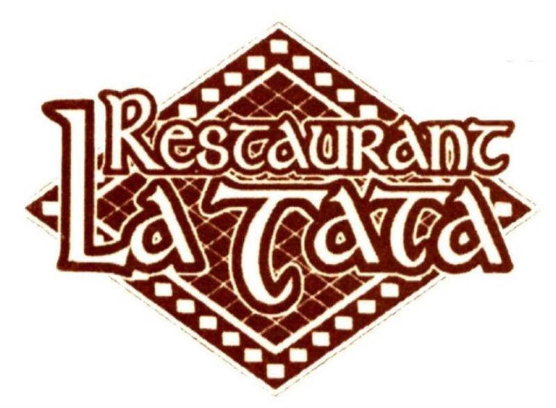 Logo, La Tata, Barcelona, España