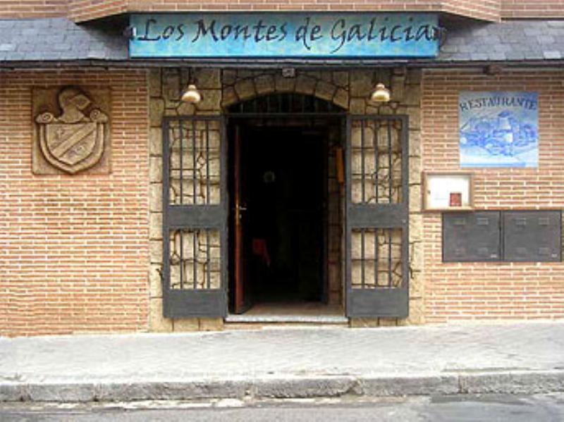 Exterior, Los Montes de Galicia - Azcona, Madrid, Spain