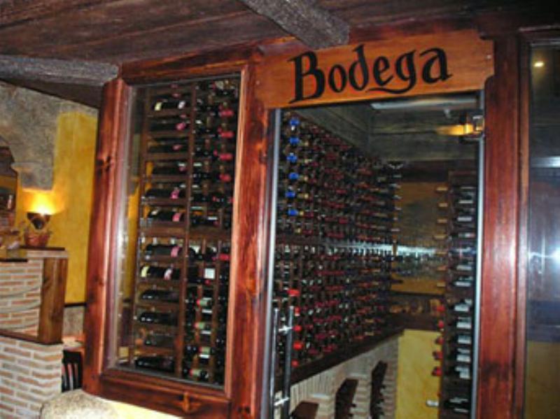 Bodega, Los Montes de Galicia - Azcona, Madrid, Spain
