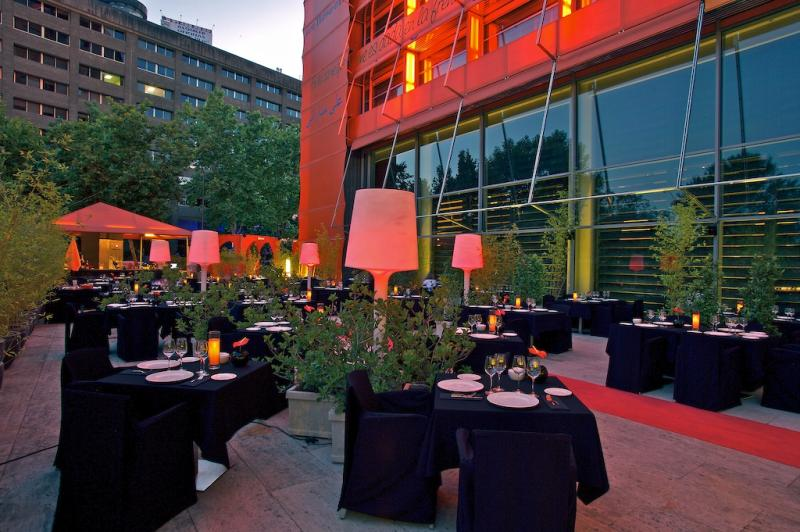 Exterior, Mad Restaurant, Madrid, Espa�a