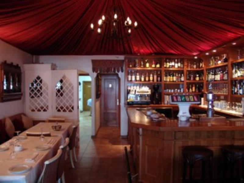 Bar, Interior, Mumtaz Restaurant, Marbella, Malaga
