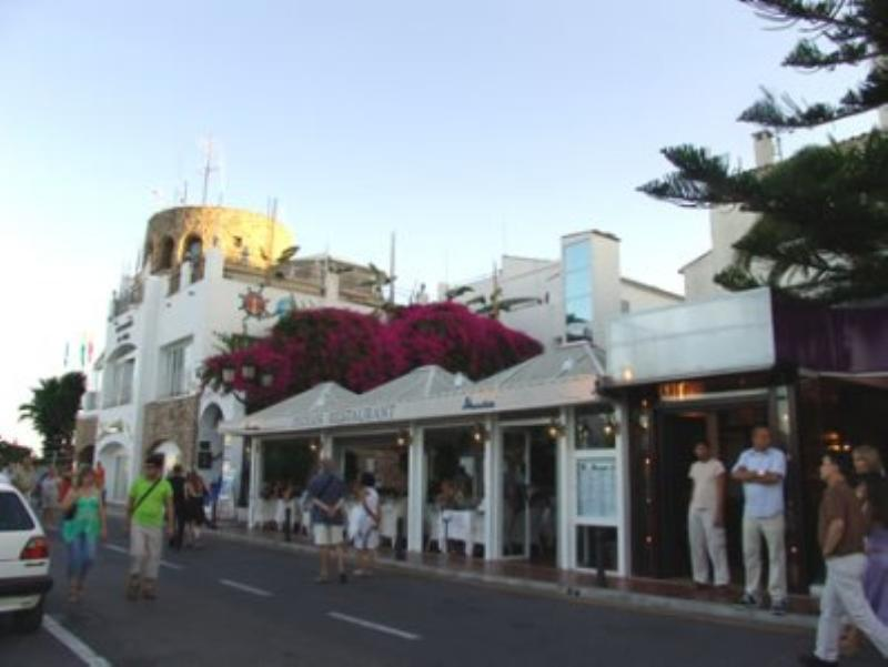 Exterior, Mumtaz Restaurant, Marbella, Malaga