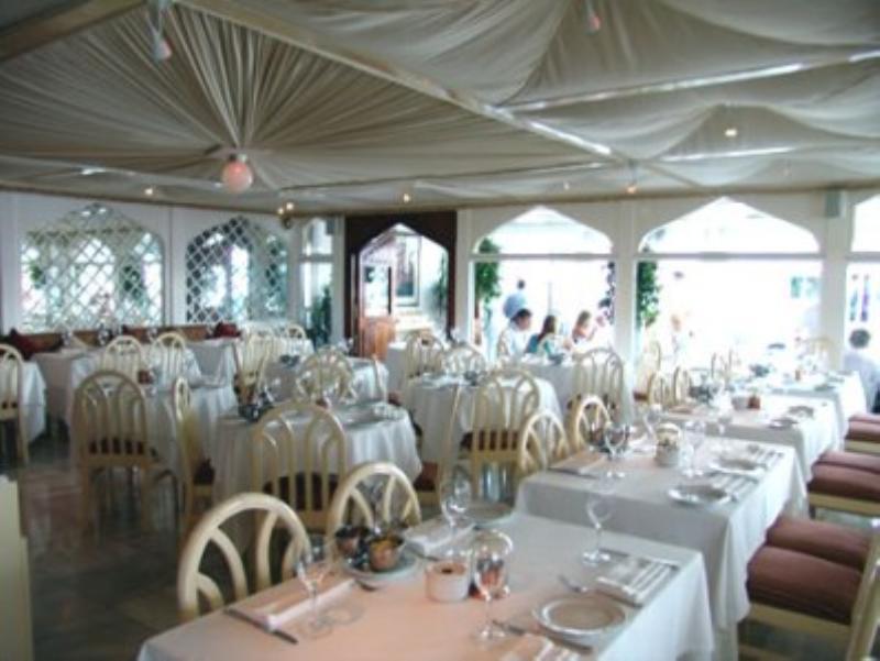 Interior, Mumtaz Restaurant, Marbella, Malaga