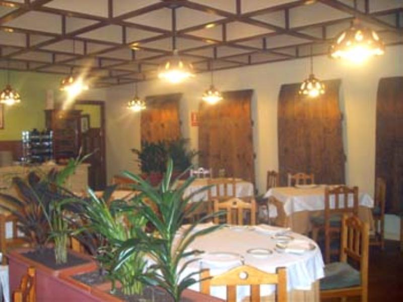 Interior, O'Cachelo, San Sebastian de los Reyes, Madrid, Spain