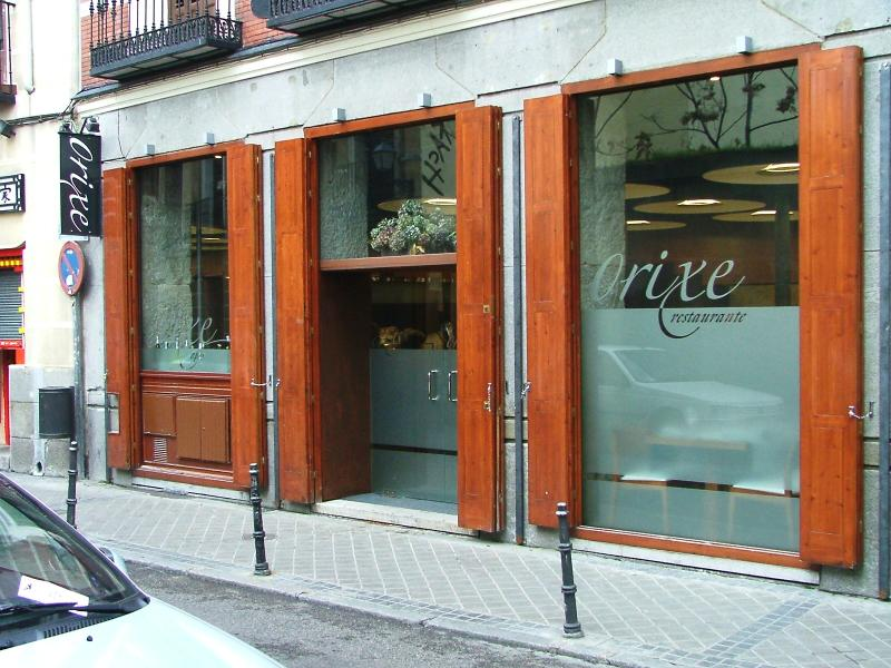 Exterior, Orixe, Madrid, Espa�a